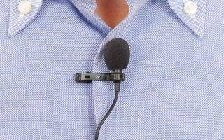 Рейтинг лучших петличных микрофонов (ТОП-7 лучших) 2020
