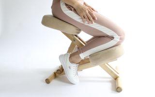 Рейтинг лучших коленных стульев (ТОП-7) 2021